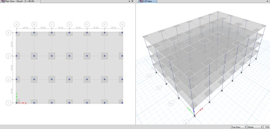 Combining / Merging two or more models in ETABS - ETABS