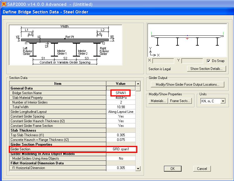 Box Girder Bridge Design Software