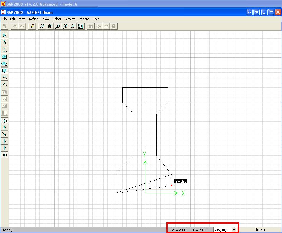 Create custom sections using polygonal shapes - Tutorials