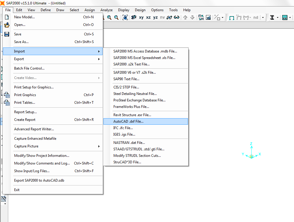 how to export dxf file to pdf